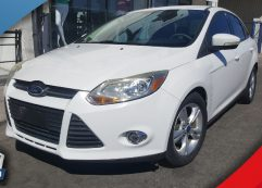 Ford Focus SE 2013 Blanco