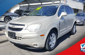 Chevrolet Captiva Paq. D Sport 2010 Golden