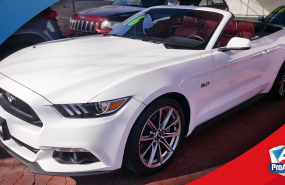 Ford Mustang GT 2016 Blanco