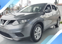 Nissan Xtrail Advance 2016 Gris