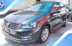VW Vento Highline 2017 Grafito