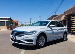 VW Jetta Conforline 2019 plata