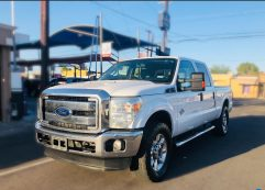 FORD F-250 Super Duty 2013 Blanco